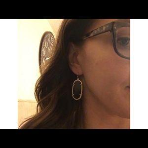 Kendra Scott Jewelry - Kendra Scott Elle Earrings - Ebony Wood